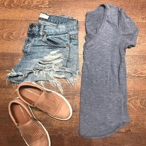 3/$20 - Relaxed Fit Tee